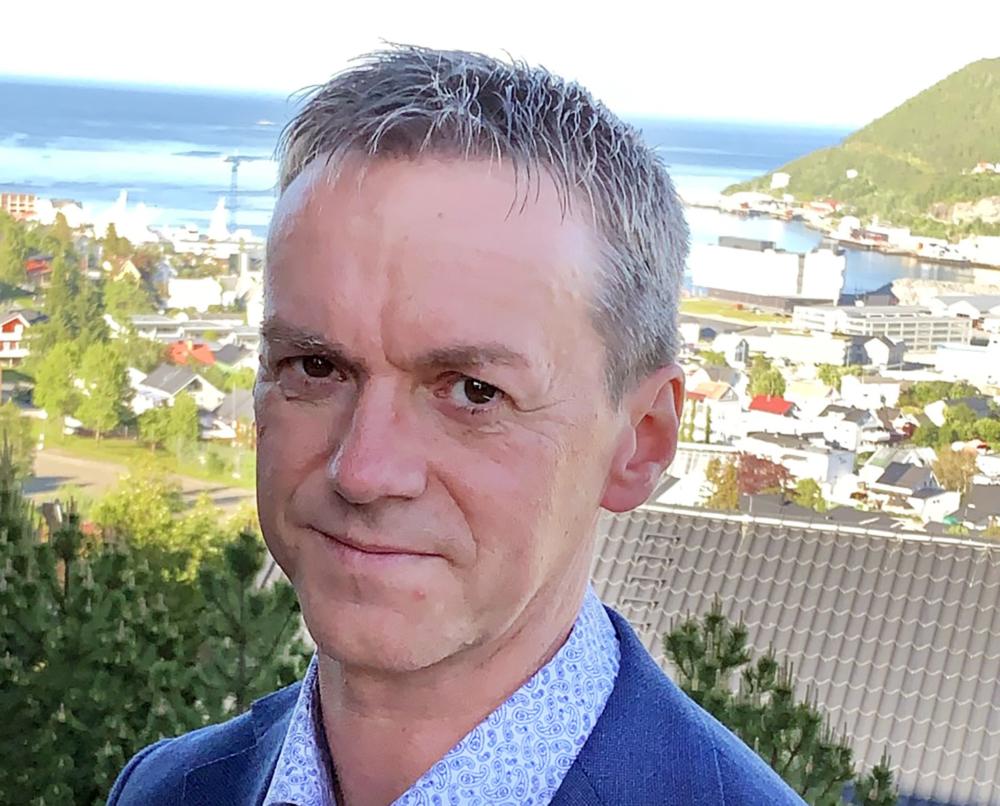 Geir Nordeng blir ny orkestersjef i Arktisk Filharmoni i Bodø