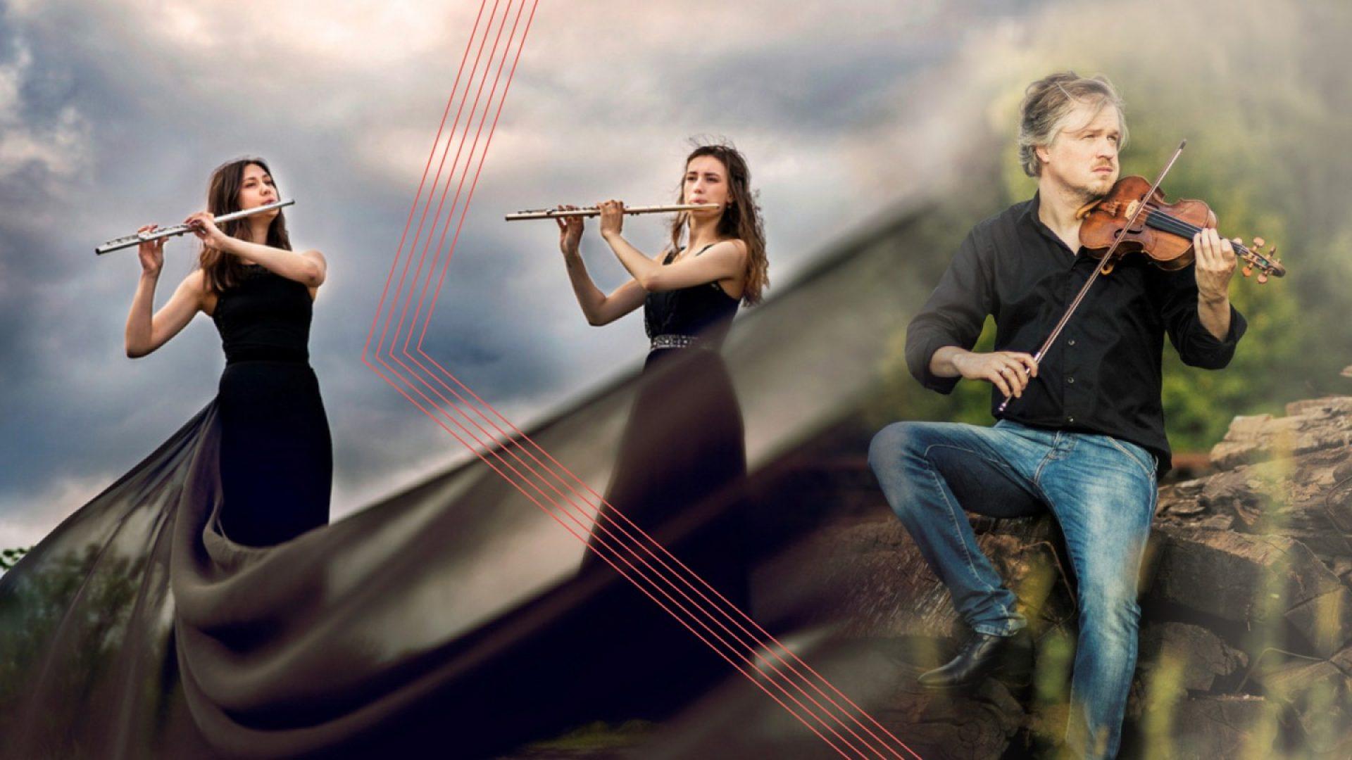 Maria Ose, Ingrid Ose og Henning Kraggerud