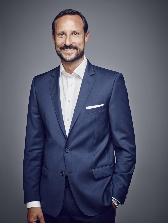HKH Kronprins Haakon