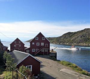 Rødbrygga på Nyholmen